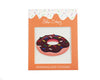 Chocolate Donut Sticker