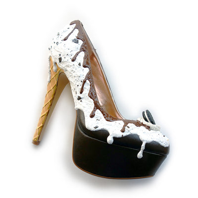 Cookies and Cream Ice Cream Heels