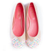 Vanilla Scented Jimmie Sprinkle Flats