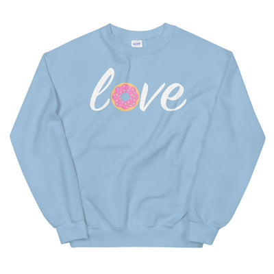 "Love ""Donuts"" Sweatshirt"