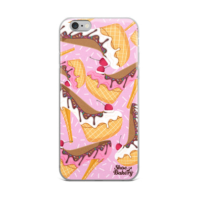 Ice Cream Heel iPhone Case