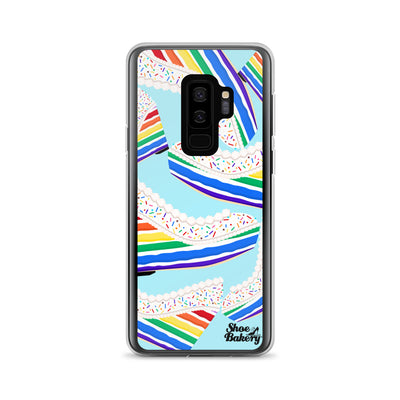 Rainbow Wedge Samsung Case