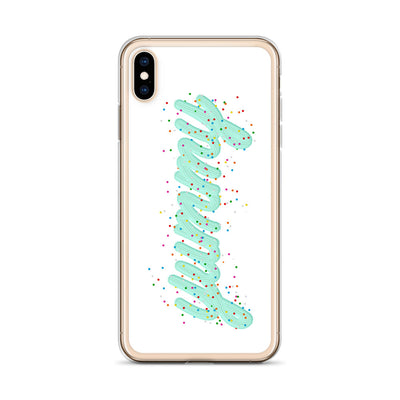 Yummy Mint iPhone Case