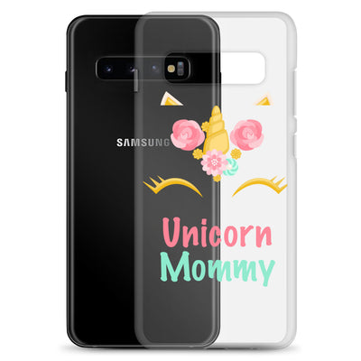 Unicorn Mommy Samsung Case