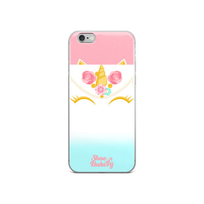 Unicorn Cake iPhone Case