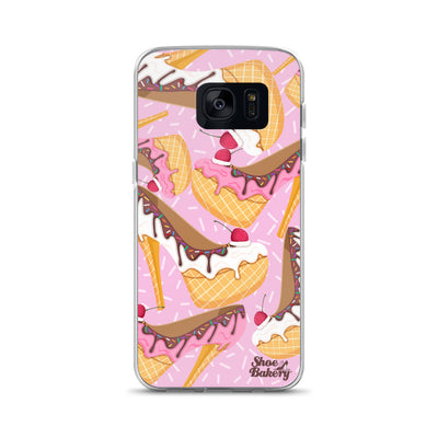 Ice Cream Heel Samsung Case
