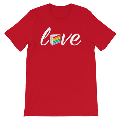 "Love ""Rainbow Cake"" T-Shirt"