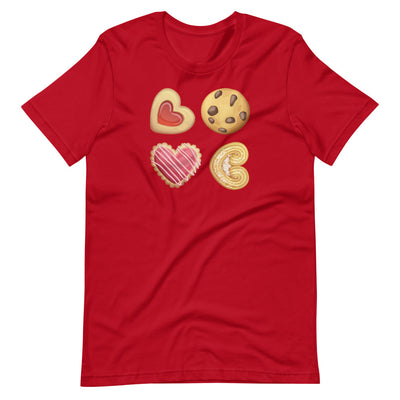 Love Cookie Short-Sleeve Unisex T-Shirt