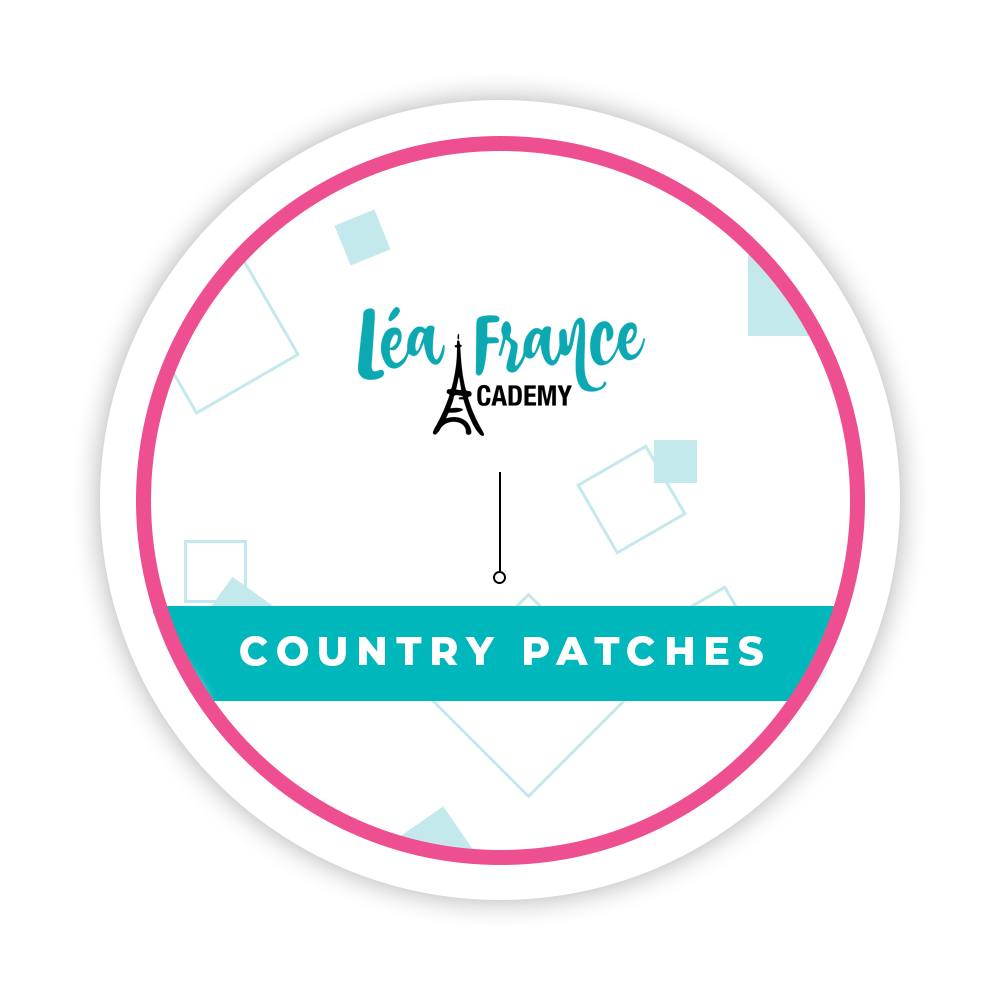 Country Patches Class - Envelope and Inlay