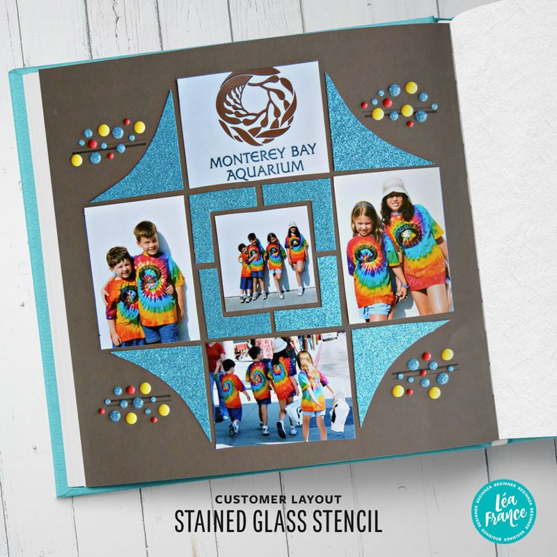 Stained Glass Léa France® Starter Kit