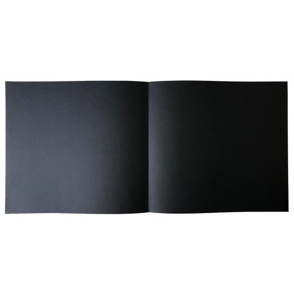 Double Page Black Color 12' by 24'