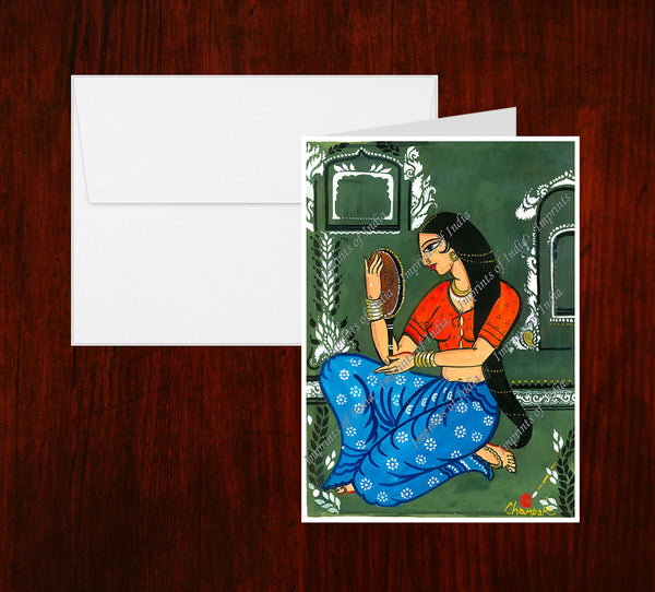 Darpan Greeting Card