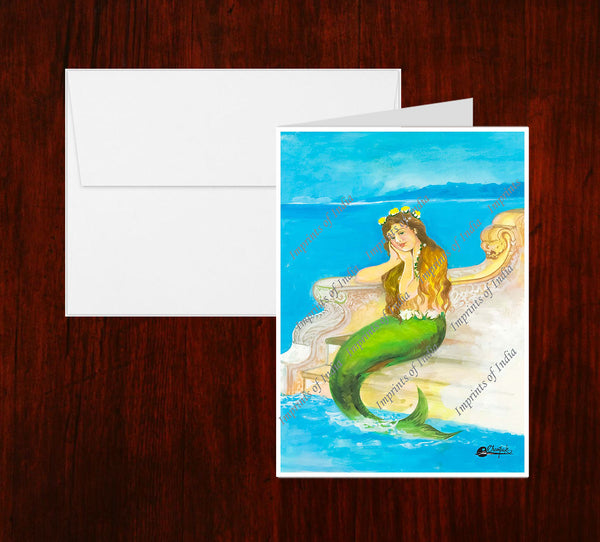 Women Greeting Card