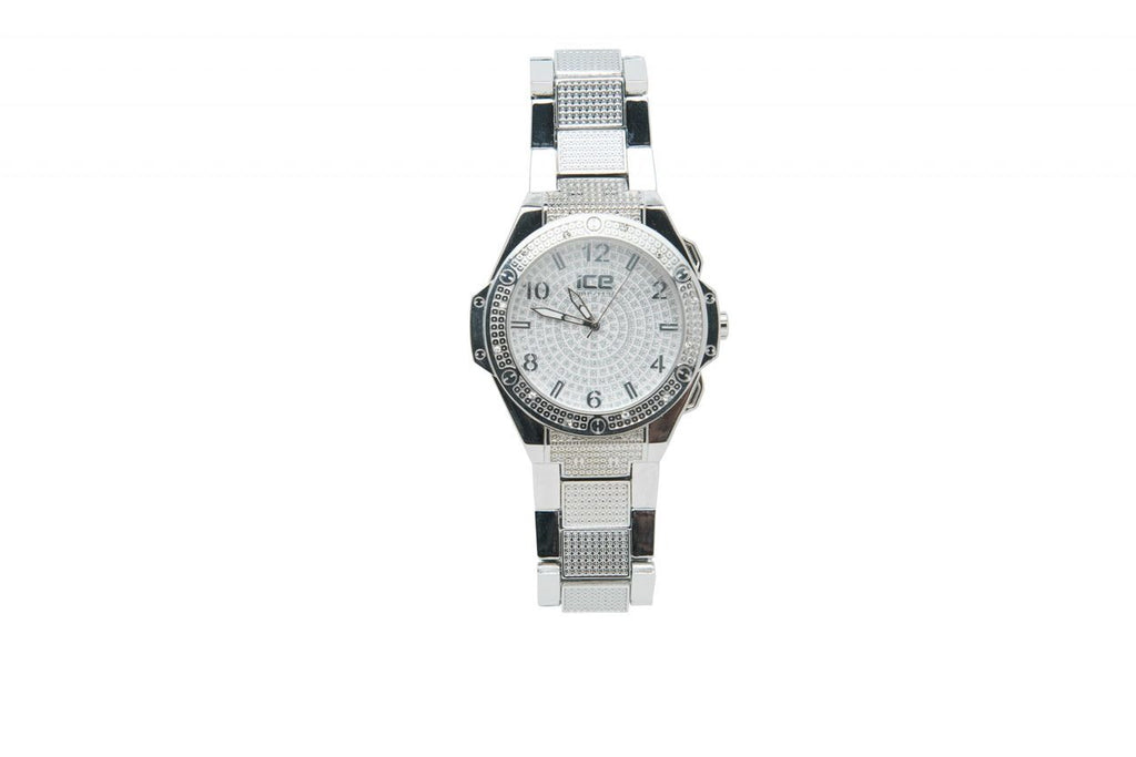 Kings White Ice Men's Watch