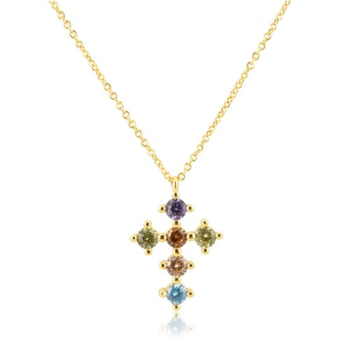 GOLD ROMA NECKLACE