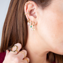 Load image into Gallery viewer, GOLD LONDON EARRINGS
