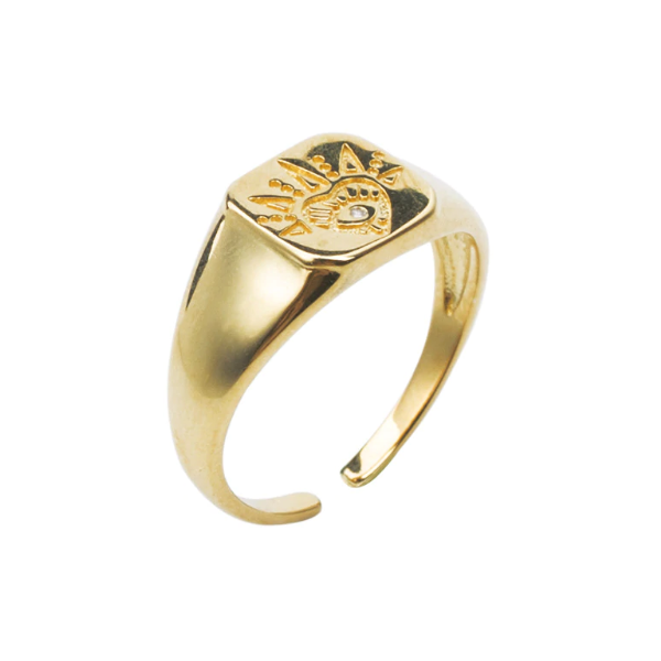 ANILLO SELLO CORAZON - DRAMMAS