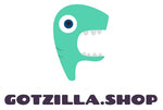 Gotzilla Shop The Gadget Monster
