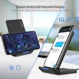 Wireless Desktop Smartphone Charger