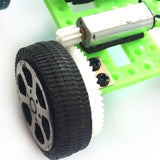 Mini Solar Car Robot Kit