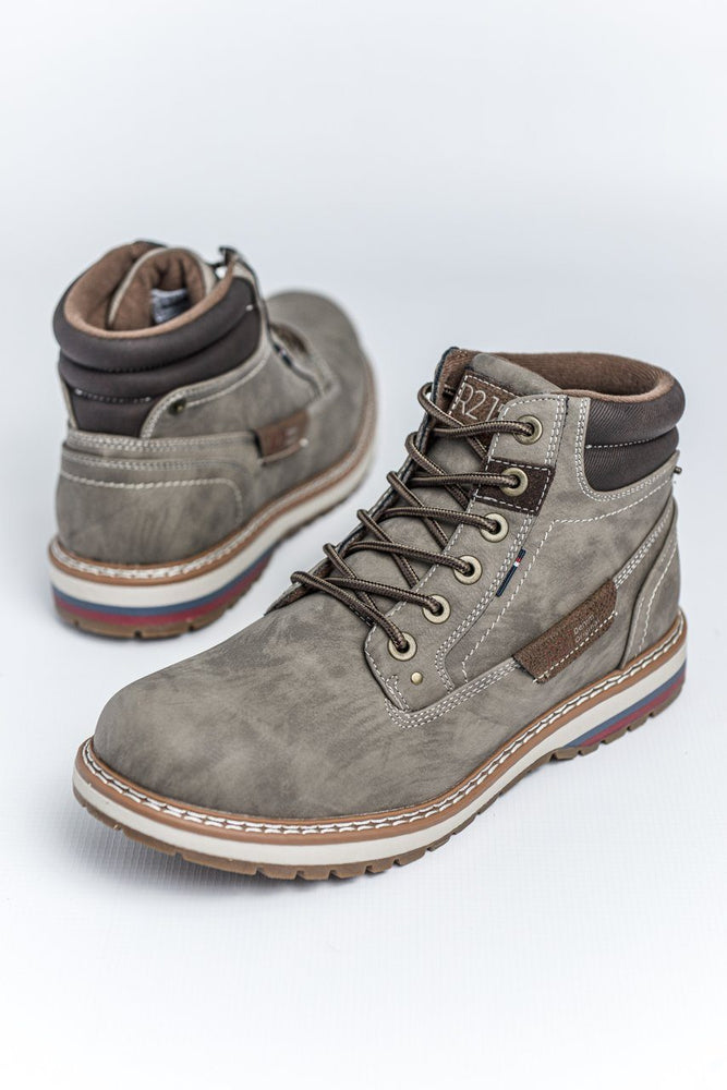 Load image into Gallery viewer, Route 21 Casual Winter Style Boots - Taupe