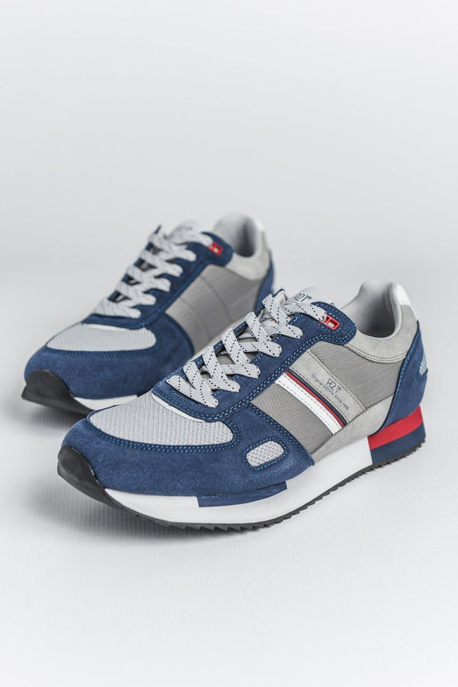 Route 21 Sporty Casual Trainers - Navy