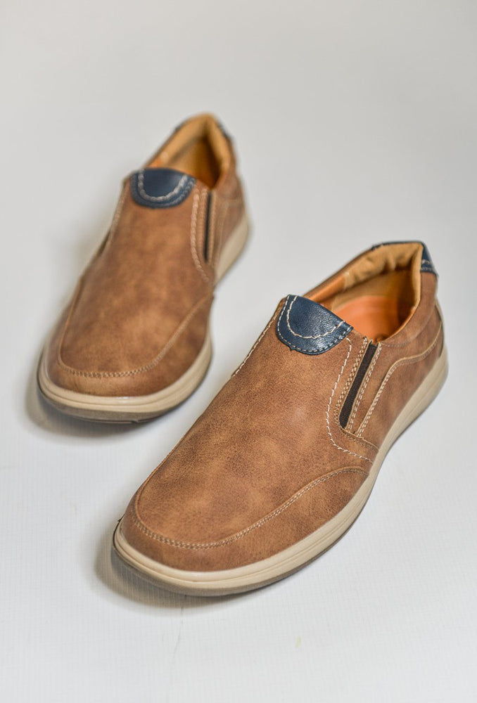 Scimitar Faux Nubuck Casual Shoes