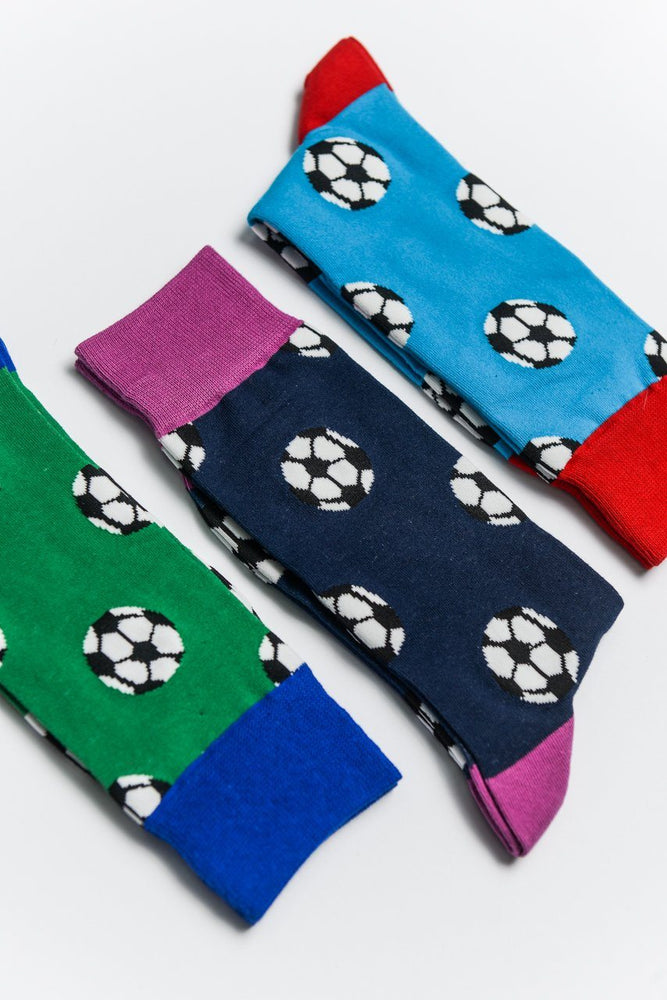 Sock Society Football Cotton Socks