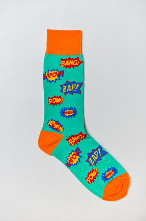 Sock Society Pow Cotton Socks