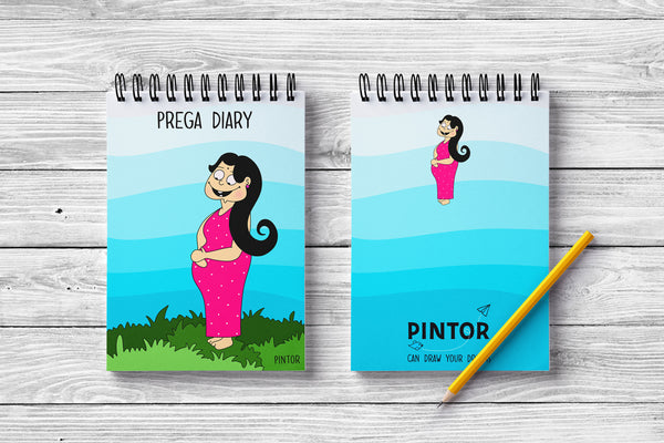 Pregnancy Notepad