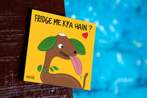 Fridge Me Kya Hain Fridge Magnet