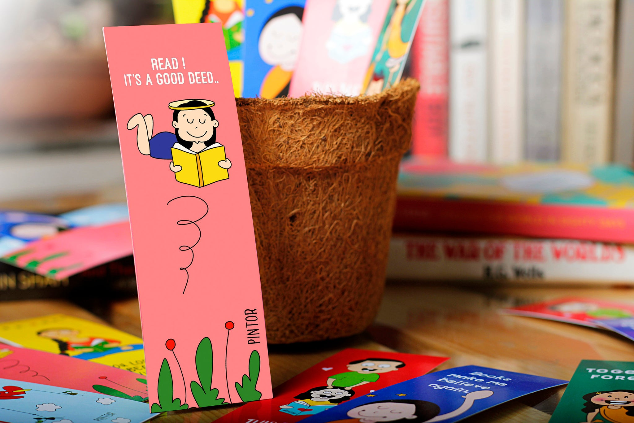 Good Deed Bookmark