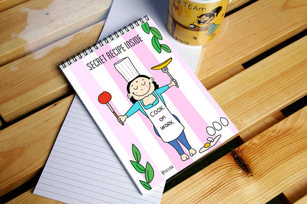 Recipe Notepad