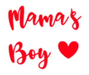 Mama's Boy - Daddy's Girl - Add-on - Valentine's Day - Love