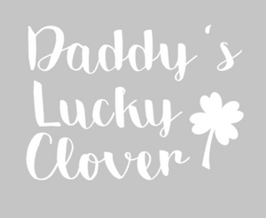 Daddy's Lucky Clover - Add-on