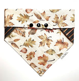 Crisp Leaves - Pet Bandana