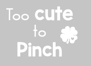 Too Cute To Pinch - Add-on