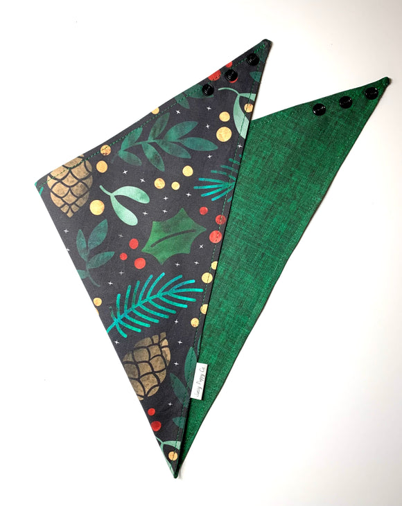 Winter Woods Pet Bandana