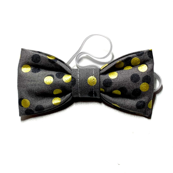 New Years Bow Tie - Girlie Bow Tie
