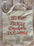Tote Bags - Dog Themed