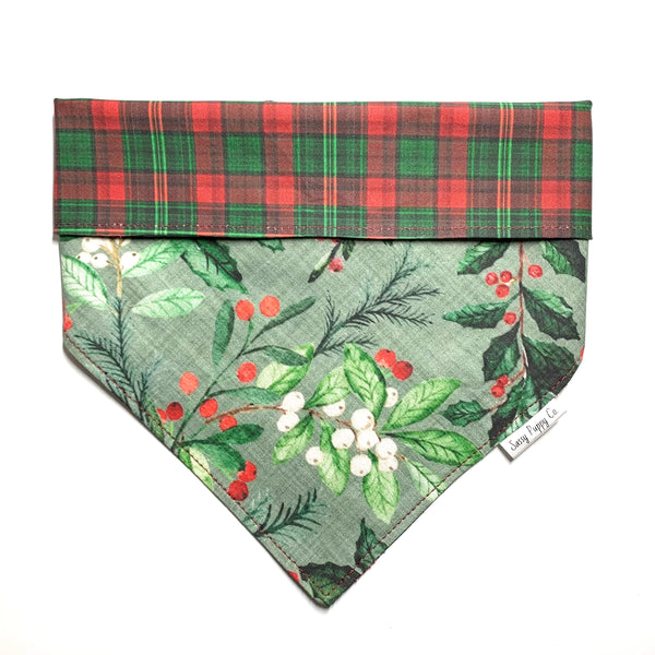 Holly Jolly Pet Bandana