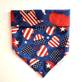 The United - Pet Bandana - Snapdana
