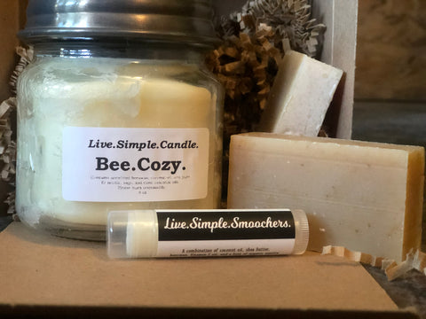 Bee.Cozy Gift Set