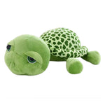 18cm Army Green Big Eyes Turtle Plush Toy Turtle Doll Turtle Kids As Birthday Christmas Gift @Z351  BM88 - Turtle Needs