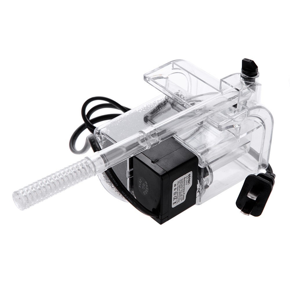 External Oxygen Pump Waterfall Filter for Fish Turtle Tank Aquarium 220-240V - Turtle Needs