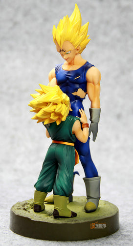 Dragon Ball Z Dramatic Showcase 4th season Saiyan Vegeta and Gotenks - Douhal