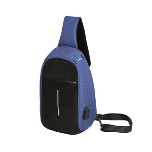 backpack for teenagers design frame USB Charge Anti-theft / AntiROBO - Douhal