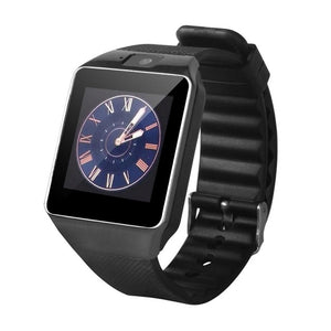 Smart Watch Bluetooth TF SIM Card Camera for iPhone  Android Phones - Douhal