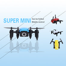 Load image into Gallery viewer, Mini Drone With Camera S9 No Camera Foldable RC Helicopter Altitude - Douhal