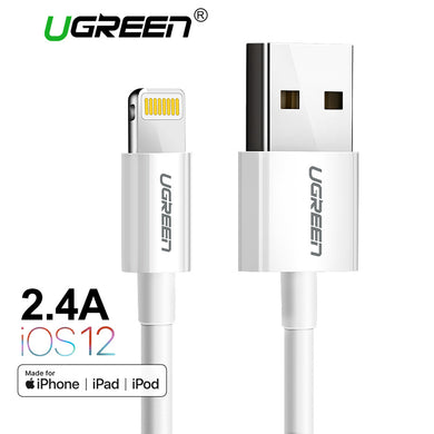 USB Cable for iPhone X 8 7 6 Plus Fast Charging Data Lightning - Douhal